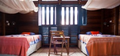 Uakari Floating Lodge - bedroom
