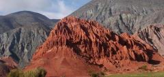 La Comarca Hotel - The Hill of Seven Colours
