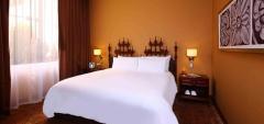 Hotel Libertador - Junior Suite Bedroom