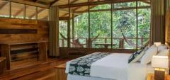 Sacha Lodge - Bedroom