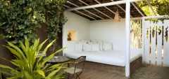 Uxua Casa Hotel - Outdoor Lounge