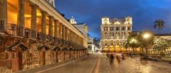 Quito's Plaza Grande