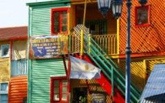 Argentina Honeymoon - La Boca, BA